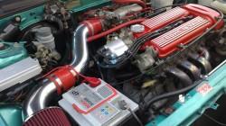 Rover 200 motor D16A8
