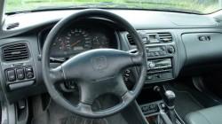Honda Accord enterijer