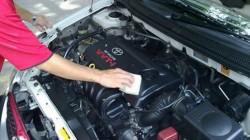 Pranje motora