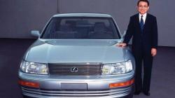 Lexus LS400 Ichiro Suzuki