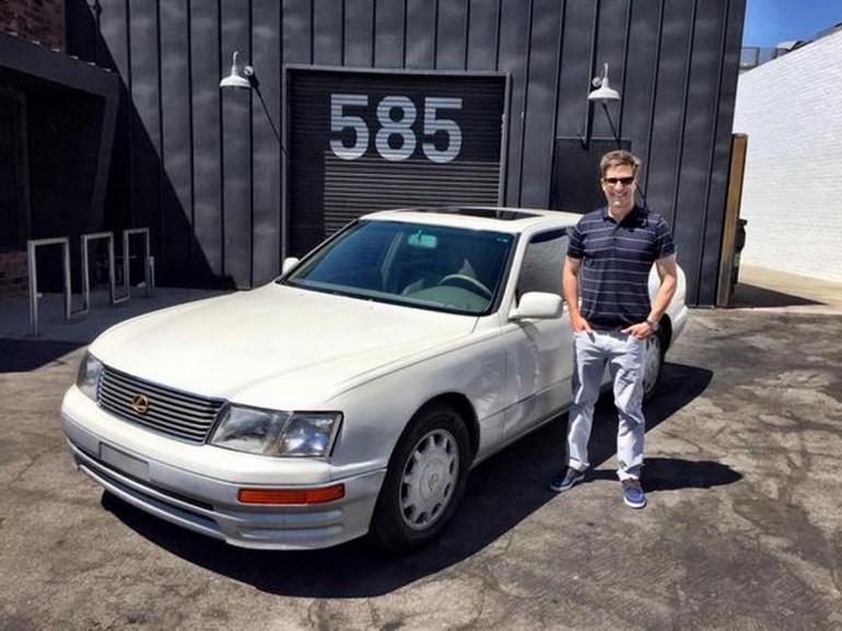 Lexus LS400 Matt Farah