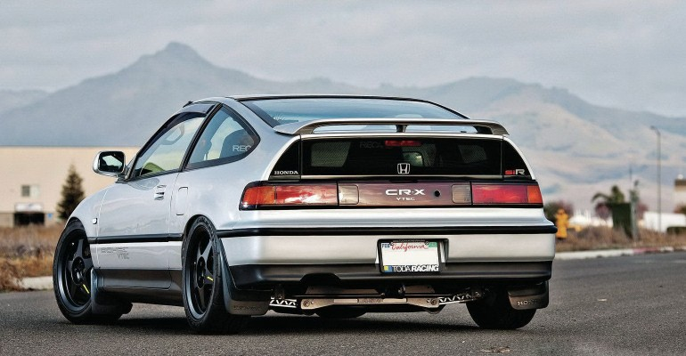 Honda CR-X