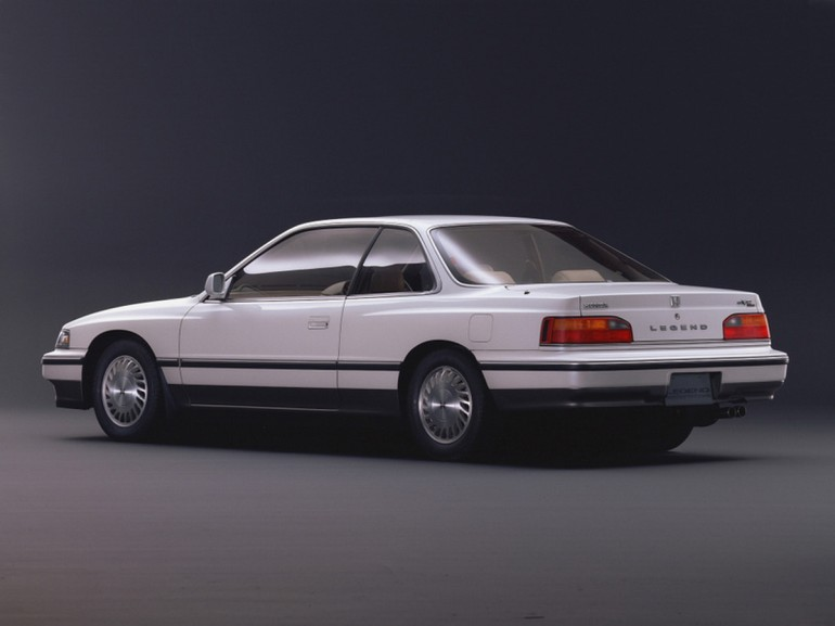 Honda Legend prva generacija