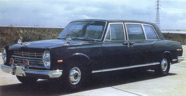 Nissan Prince Royal