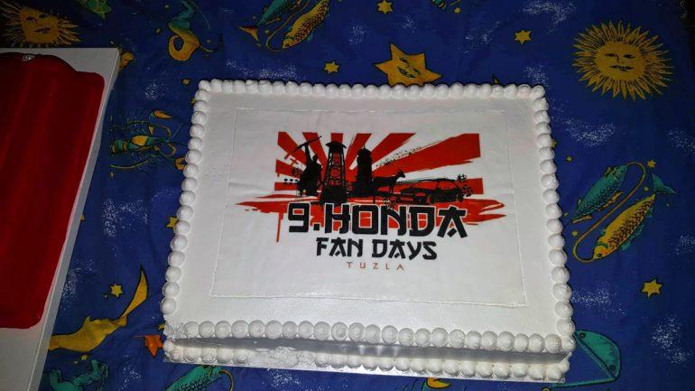 9. Honda Fan Days Bosna i Hercegovina